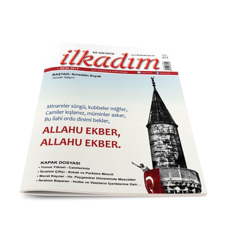 İLKADIM'DAN - Her Yer Mescit Herkes Din Görevlisi