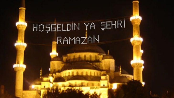 HADİS İKLİMİ-Bereket ve Arınma Ayı Ramazan