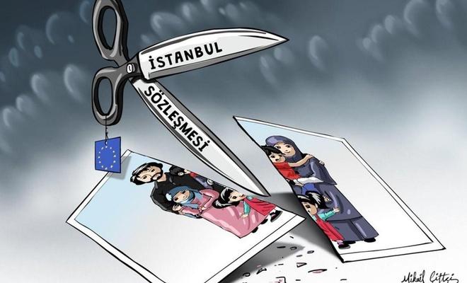 KAPAK- İstanbul Sözleşmesi Hakkında