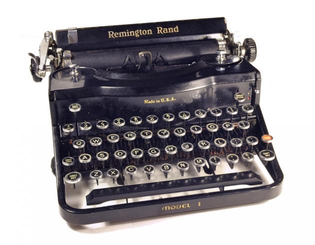 Yazmaktan Emekli Daktilo