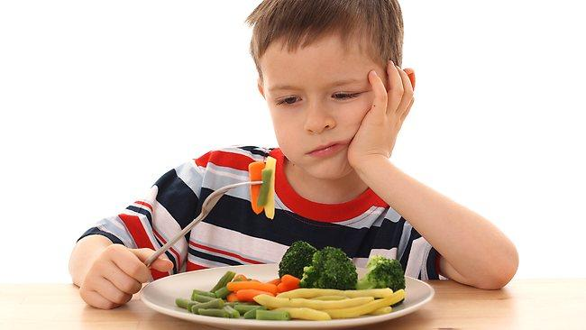 Sağlık / Yemeyen Çocuklar